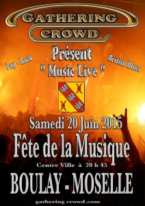 Affiche G.C Boulay