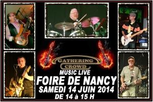 FOIRE DE NANCY
