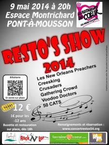 resto's show 2014